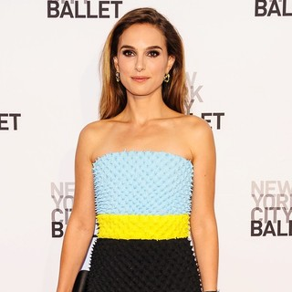 Natalie Portman in New York City Ballet 2013 Fall Gala