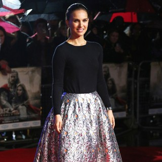 Natalie Portman - The World Premiere of Thor: The Dark World - Arrivals