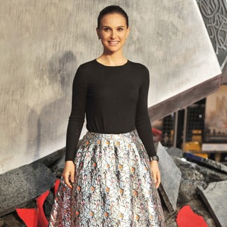 Natalie Portman in The World Premiere of Thor: The Dark World - Arrivals