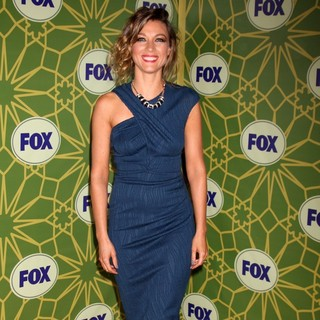 Natalie Zea in Fox 2012 All Star Winter Party - Arrivals