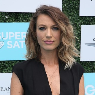 Natalie Zea - OCRF's 2nd Annual Super Saturday L.A. - Arrivals