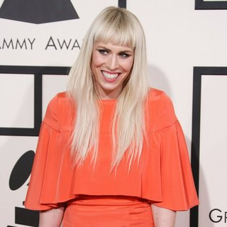 Natasha Bedingfield - The 56th Annual GRAMMY Awards - Arrivals