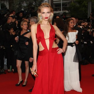 Cosmopolis Premiere - During The 65th Annual Cannes Film Festival - natasha-poly-65th-annual-cannes-film-festival-06