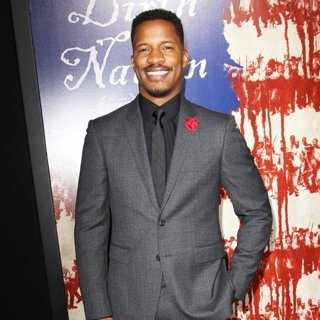 Nate Parker-The Birth of a Nation Los Angeles Premiere