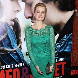 Nathalie Rapti Gomez in Premiere of Relativity Media's Romeo and Juliet
