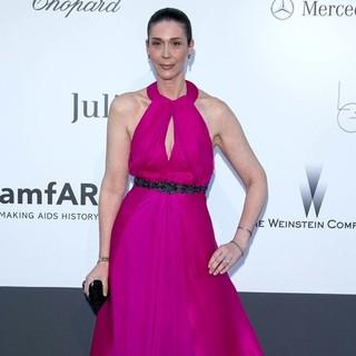 Nathalie von Bismarck in 66th Cannes Film Festival - amfAR's 20th Annual Cinema Against AIDS - Arrivals