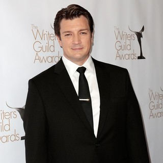 Nathan Fillion in 2013 Writers Guild Awards - Arrivals