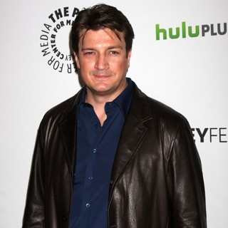 Nathan Fillion in The Paley Center for Media's PaleyFest 2012 Honoring Castle
