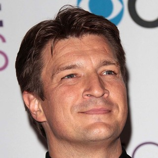 Nathan Fillion in People's Choice Awards 2013 - Press Room