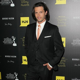 Nathan Parsons in 39th Daytime Emmy Awards - Arrivals