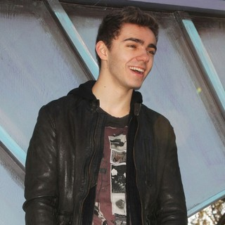 Nathan Sykes, The Wanted in 86th Annual Macy's Thanksgiving Day Parade