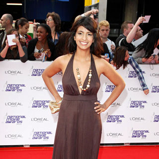Konnie Huq in National Movie Awards - Arrivals