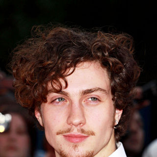 Aaron Johnson in National Movie Awards - Arrivals