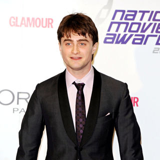 Daniel Radcliffe in National Movie Awards - Press Room