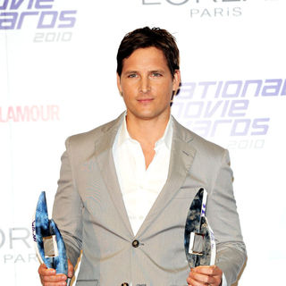 Peter Facinelli in National Movie Awards - Press Room