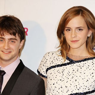 Daniel Radcliffe, Emma Watson in National Movie Awards - Press Room