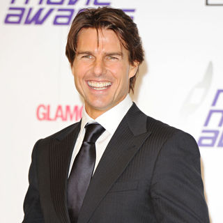 Tom Cruise in National Movie Awards - Press Room