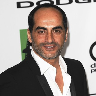 Navid Negahban in The 17th Annual Hollywood Film Awards