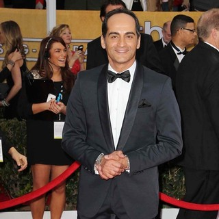 Navid Negahban in 19th Annual Screen Actors Guild Awards - Arrivals