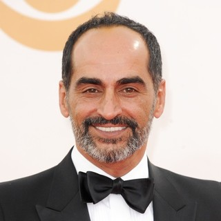 Navid Negahban in 65th Annual Primetime Emmy Awards - Arrivals