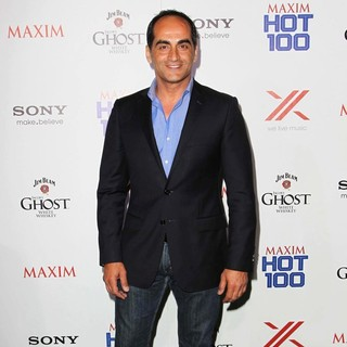 Navid Negahban in The Maxim Hot 100 Party - Arrivals