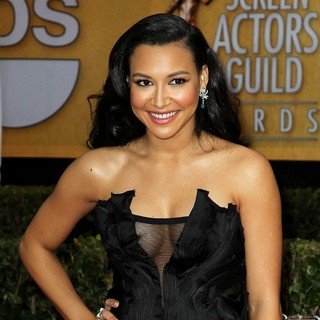 Naya Rivera in 19th Annual Screen Actors Guild Awards - Arrivals