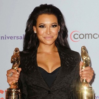 Naya Rivera in 2012 NCLR ALMA Awards - Press Room