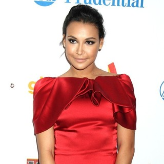Naya Rivera in 23rd Annual GLAAD Media Awards