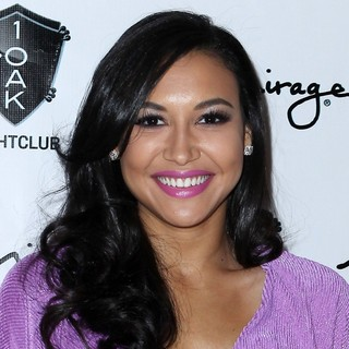 Naya Rivera in Naya Rivera Celebrates Her Recent 25th Birthday