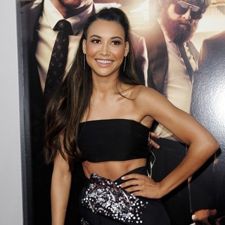 Naya Rivera in Los Angeles Premiere of The Hangover Part III