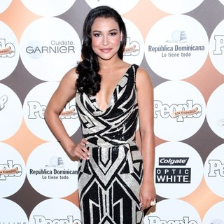 Naya Rivera in People En Espanol 50 Most Beautiful Gala