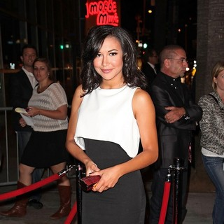 Naya Rivera in Premiere of FX's American Horror Story