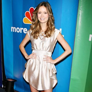 Summer Glau in 2010 NBC Upfront Presentation