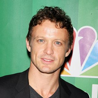 David Lyons in 2010 NBC Upfront Presentation