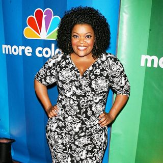 Yvette Nicole Brown in 2010 NBC Upfront Presentation