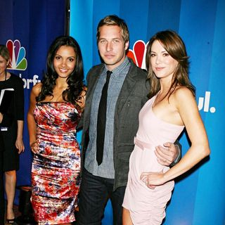 Ryan Hansen in 2010 NBC Upfront Presentation - nbc_upfronts_057_wenn5480948