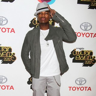 Ne-Yo in 2012 Soul Train Awards - Arrivals