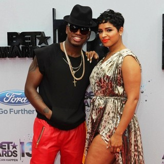 Ne-Yo - The 2013 BET Awards - Arrivals