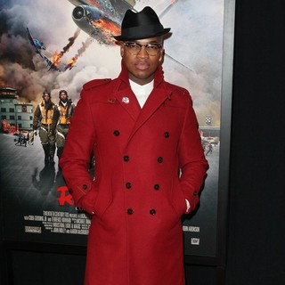 Ne-Yo in The New York Premiere of Red Tails