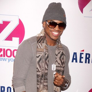 Ne-Yo in Z100's Jingle Ball 2012 Presented by Aeropostale - Arrivals