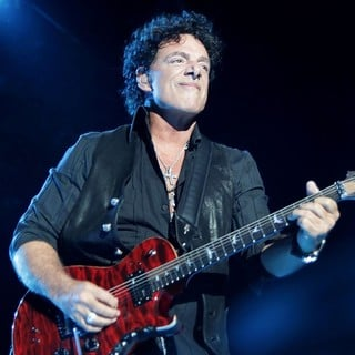 Journey Performing on Their Don't Stop Believin' Tour - neal-schon-journey-don-t-stop-believin-tour-01