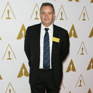 Neil Corbould in The 86th Oscars Nominees Luncheon - Arrivals