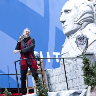 Neil Diamond in Macy's 85th Annual Thanksgiving Day Parade