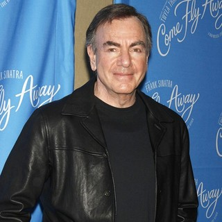 Neil Diamond in The Opening Night of The Broadway Musical Come Fly Away