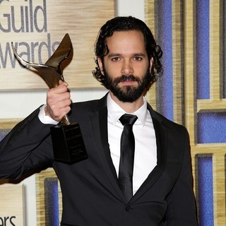 Neil Druckmann in The 66th Annual Writer's Guild Awards - Press Room