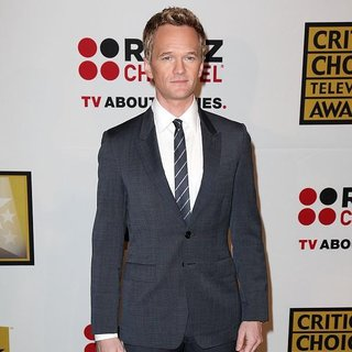 Neil Patrick Harris in The 2011 Critics Choice Television Awards Luncheon - Red Carpet