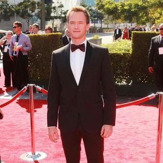 Neil Patrick Harris in 2012 Creative Arts Emmy Awards - Arrivals