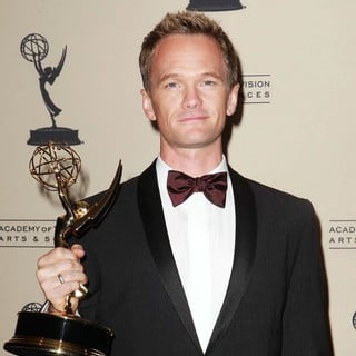 Neil Patrick Harris in 2012 Creative Arts Emmy Awards - Press Room