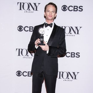 Neil Patrick Harris in The 68th Annual Tony Awards - Press Room