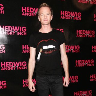 Neil Patrick Harris in Meet and Greet with Broadway's Hedwig and The Angry Inch - Arrivals